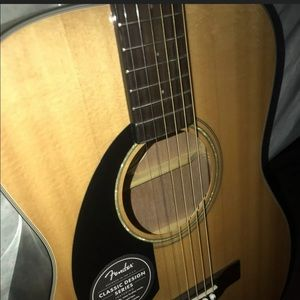 Fender Classic Acoustic Guitar